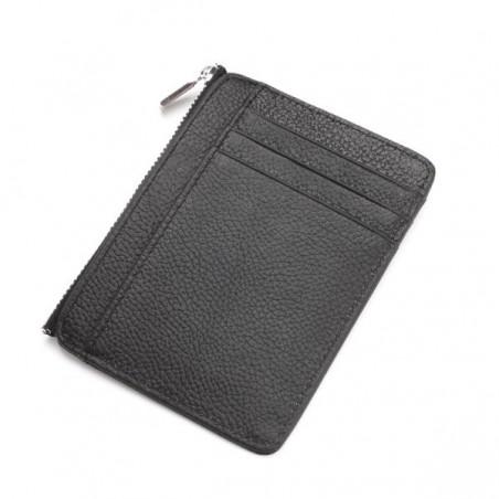 Peněženka tenká, slim, kožená, RFID, pánská, dámská