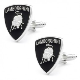 Manschettenknöpfe mit Lamborghini Motiv