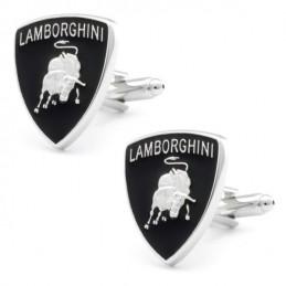 Manžetové gombíky s motívom Lamborghini