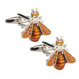 Manžetové knoflíčky včela medonosná, pro včelaře