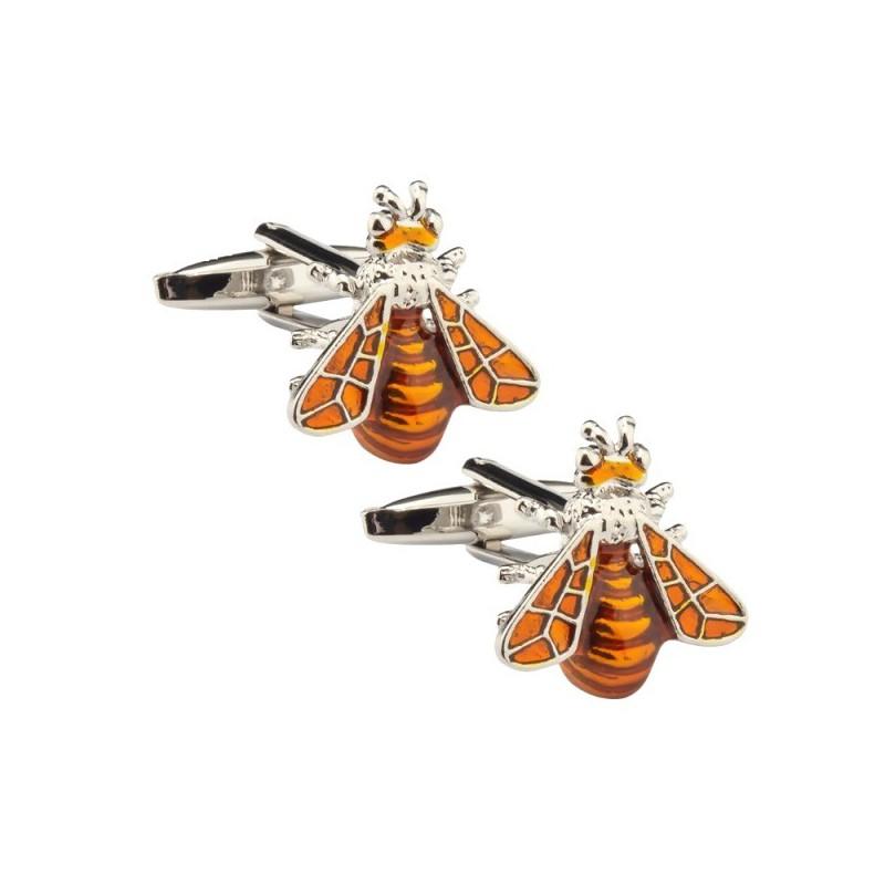 Manžetové knoflíčky pro včelaře