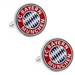 Spinki do mankietów FC Bayern