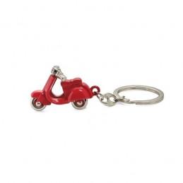 Přívěsek na klíče, klíčenka skútr, Vespa