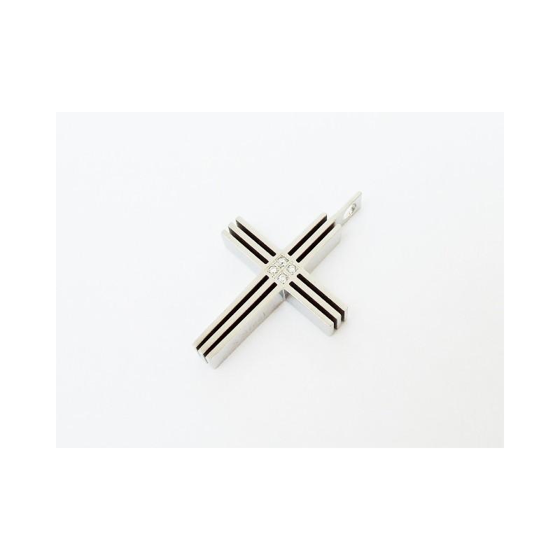 Přívěsek ocelový křížek