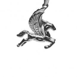 Přívěsek nerezový kůň Pegas