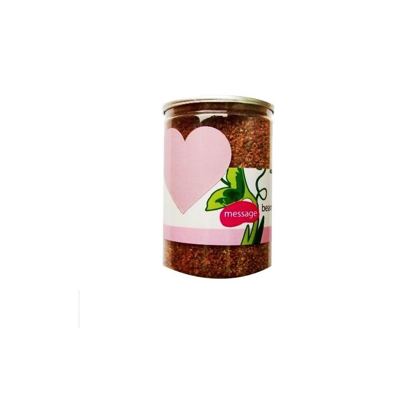 Kouzelná fazole v plechovce, zamilovaný vzkaz v plechovce
