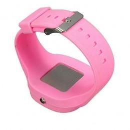 Silikonové hodinky sportovní, čtvercové, jelly