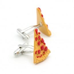 Manžetové knoflíčky pro pizzaře