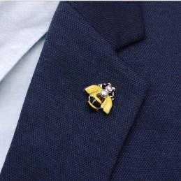 Broszka pszczoła miodna,...