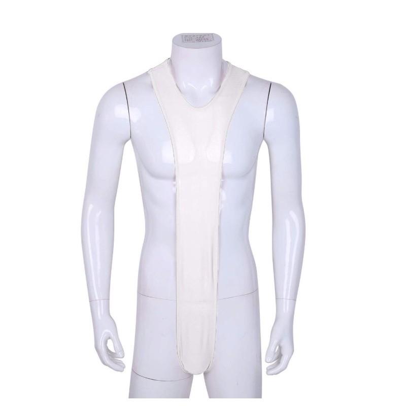 Erotické sexy pánské spodní prádlo mankini tanga, single trikot