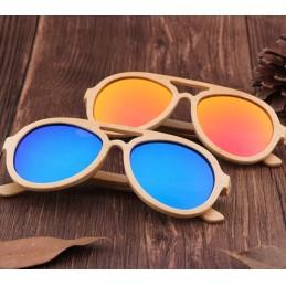 Drewniane okulary...