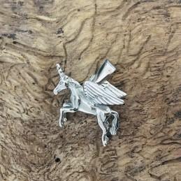 Přívěsek nerezový kůň jednorožec, Unicorn