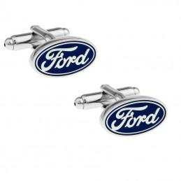 Manžetové gombíky s motívom Ford