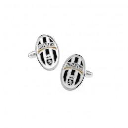 Manžetové gombíky pre fanúšikov FC Juventus Turín