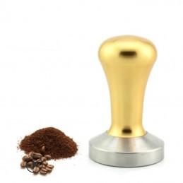 Nerezové pěchovadlo na kávu, tamper na kafe 58mm