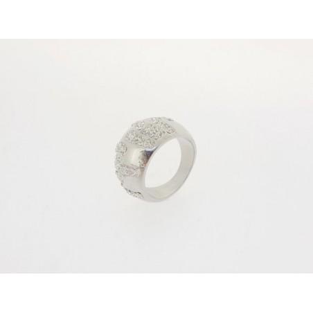 Široký prsten swarovski