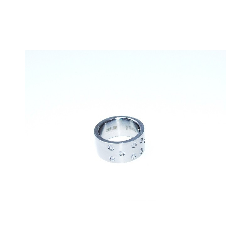 Široký prsten s kamínky