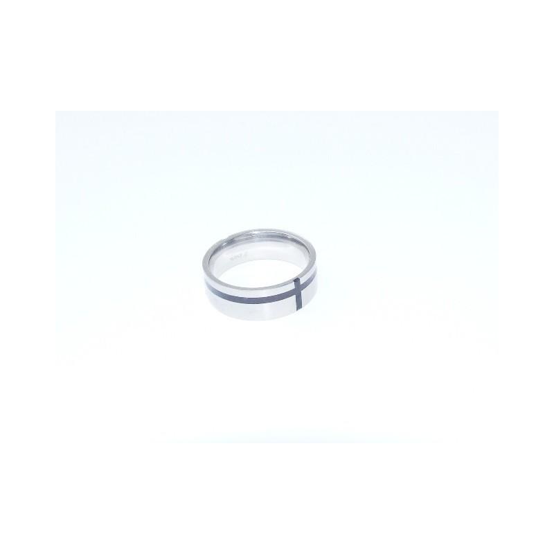 Prsten ocelový pro muže