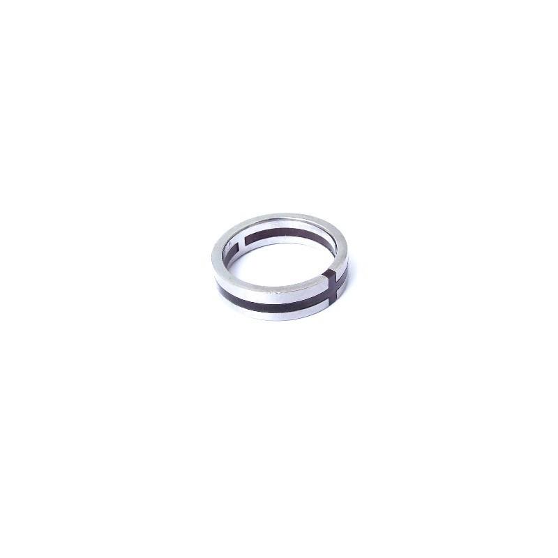 Prsten pánský z chirurgické oceli
