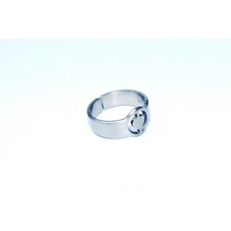 Ring aus hochwertigem Edelstahl
