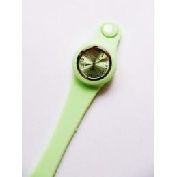 Zelené silikonky
