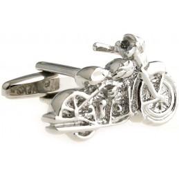 Manžetové knoflíčky pro motorkáře