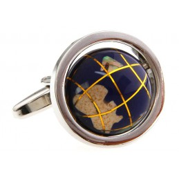 Manžetové knoflíčky globus