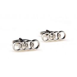 Manžetové knoflíčky Audi