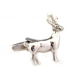 Manžetové knoflíčky jelen