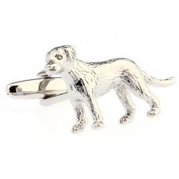 Manžetové knoflíčky Pes