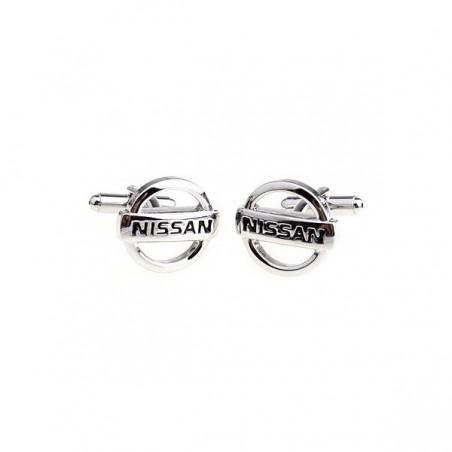 Manschettenknöpfe Nissan