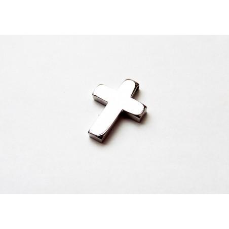 Přívěsek kříž masivní