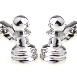 Manžetové knoflíčky šachové figurky