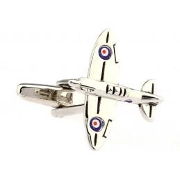 Manžetové knoflíčky letadlo Speedfire