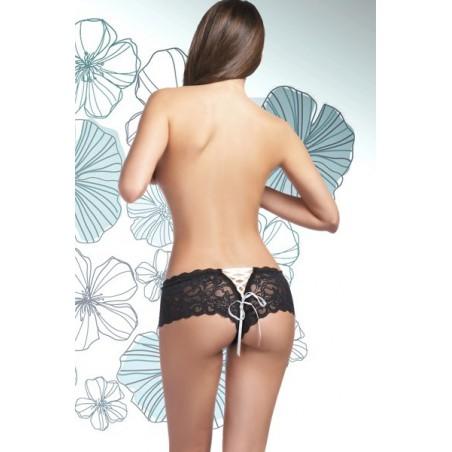 Kalhotky erotické sexy bokovky se šněrováním