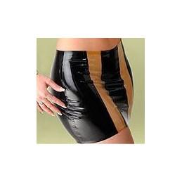 Latexová sukně