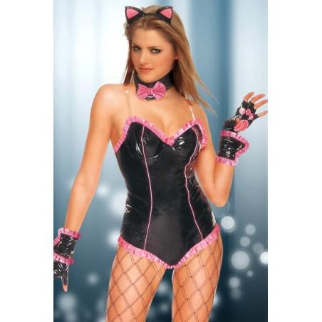 Erotický obleček kočička