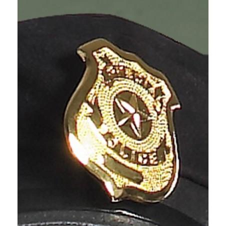 Zlatý policejní odznak
