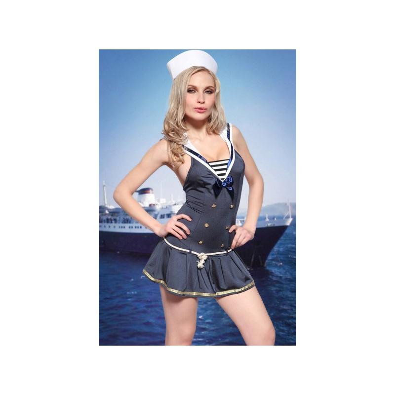 Kostýmek sexy námořnice