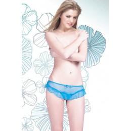 Průhledné kalhotky růžové