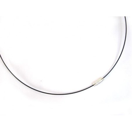 Ocelová strunka na krk
