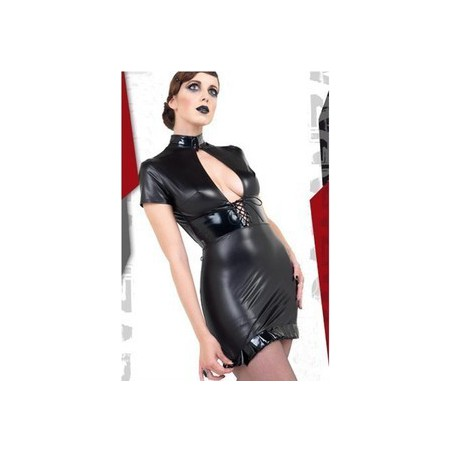 Erotické emo šaty