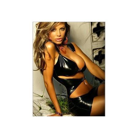 Minikleid für Stripperinnen