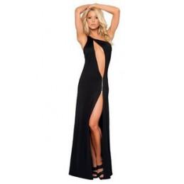 Erotyczna sukienka długa
