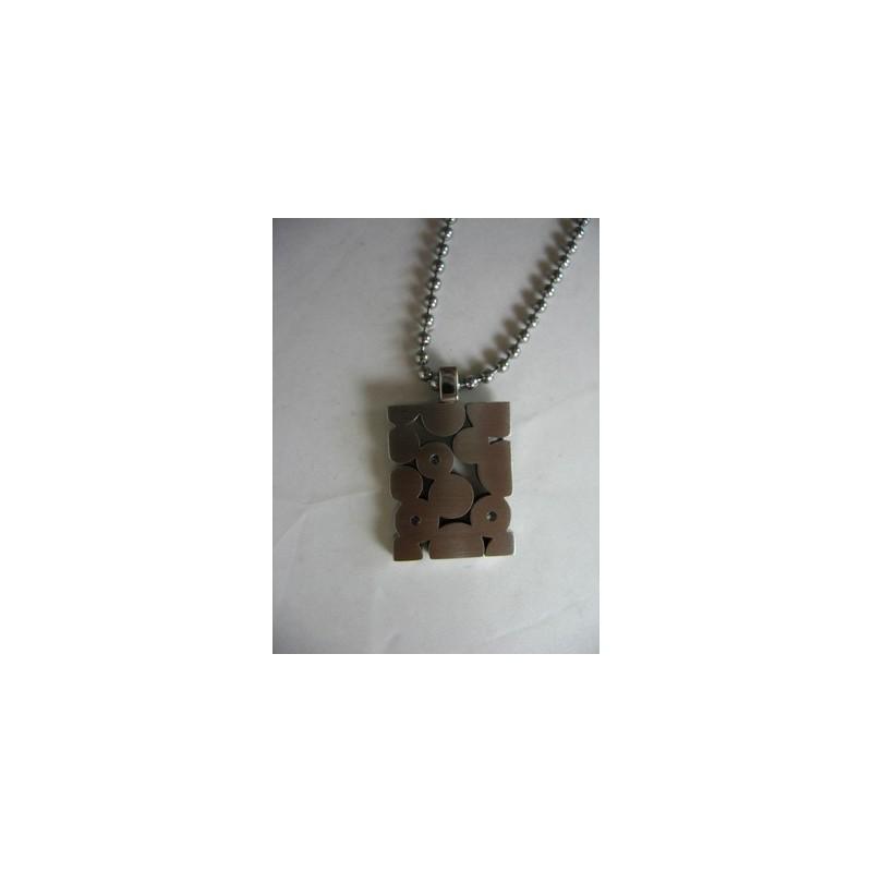 Přívěsek na krk z chirurgické oceli