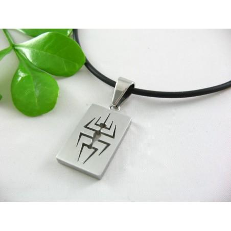 Halskette Anhängsel mit einprägtem Motiv