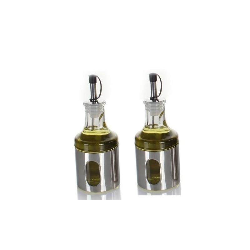 Pojemniki na ocet i olej