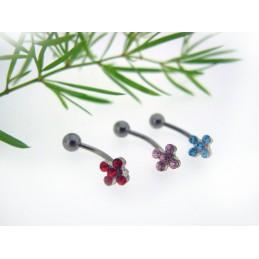 Blume Piercing