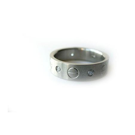Pánský prsten z chirurgické oceli
