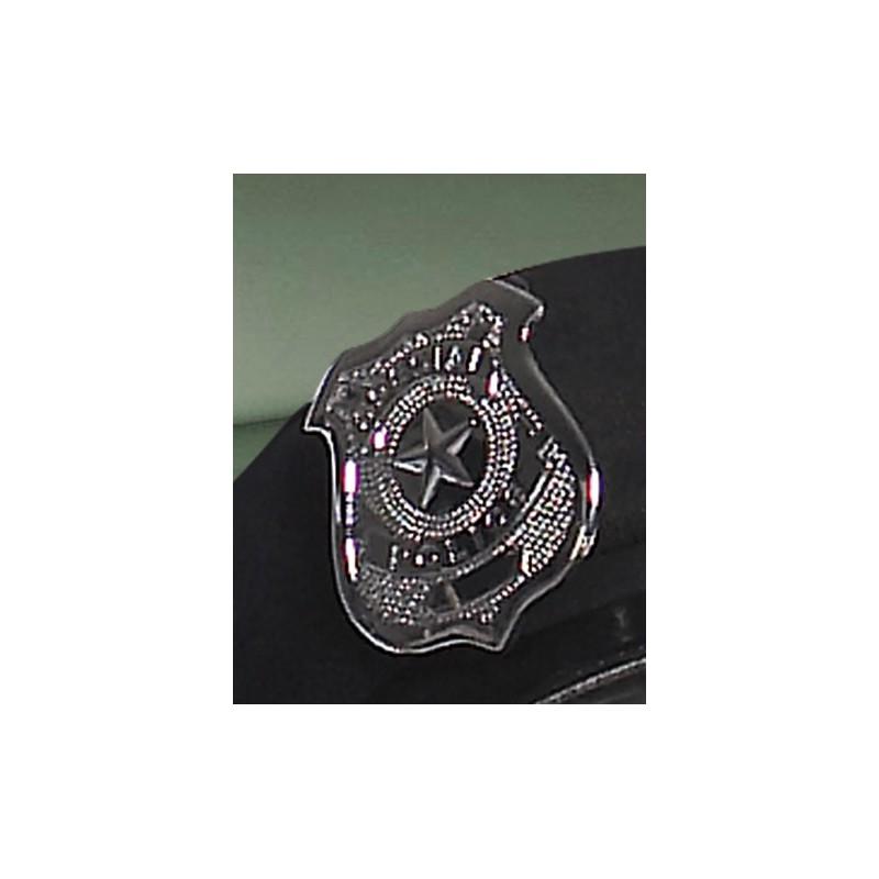 Stříbrný odznak policie